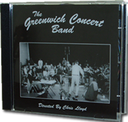 Greenwich Concert Band CD